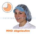 Einweghaube Ampri, Baretthaube Med Comfort mit Schirm MHD