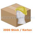 Einweghaube Ampri Klipphaube PP Eco Plus gelb M