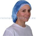 Einweghaube Ampri, Klipphauben PP Med Comfort blau M