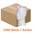 Zusatzbild Einweghaube Ampri, Krepp Papierschiffchen weiß-rot