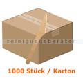 Einwegmesser NatureStar BIO Birke 1000 Stück