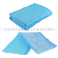 Einwegmop CleaningBox Desinfektion 42x13 cm blau 5 Stück