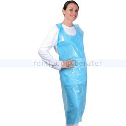 Einwegschürze Ampri Med Comfort 750 x 1250 mm blau