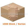 Einwegschüssel NatureStar BIO Schale Kraftpapier 1000 Stück