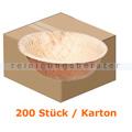 Einwegschüssel NatureStar BIO Schale rund 25 ml 200 Stück