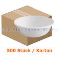 Einwegschüssel NatureStar BIO Zuckerrohr 850 ml 500 Stück