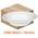 Zusatzbild Einwegteller Abena Bio tiefer Teller rund Ø 18 cm Karton