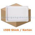 Einwegteller NatureStar BIO Pappe 200x130 mm 1500 Stück