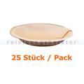 Einwegteller NatureStar BIO Suppenteller Palmblatt 25 Stück