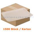 Einwegteller, Pappteller rechteckig 11x24 cm 1500 Stück