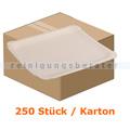 Einwegteller, Pappteller rechteckig 21x29cm 250 Stück