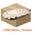 Zusatzbild Einwegteller rechteckig 14x22x3,7cm 1000 Stück