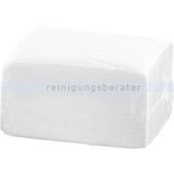 Einwegtücher Airlaid Putztücher Mehrzwecktuch weiß 40x30 cm