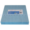 Einwegtücher ClaraClean Go! SX 100 blau 33x33 cm