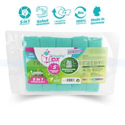 Einwegtücher CleaningBox 5-in-1 Gastro & Küche 5 Stück