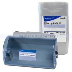 Einwegtücher Diversey TASKI Florzip Spender, Dispenser 65