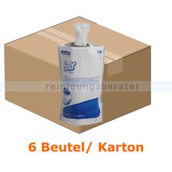 Einwegtücher Kimberly Clark SCOTT® Nachfüllpack Weiß