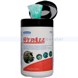 Einwegtücher Kimberly Clark WYPALL Spenderbox Grün