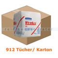Einwegtücher Kimberly Clark Wypall X70 viertelgefaltet, weiß