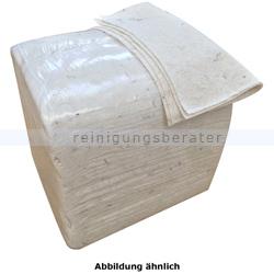 Einwegtücher Maschinenputztücher TK 1 10 kg hellbunt