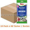 Einwegtücher Poliboy Kühlschranktücher 10 Pack je 32 Tücher