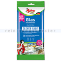 Einwegtücher Poliboy XXL Glas Feuchttücher 24 Tücher