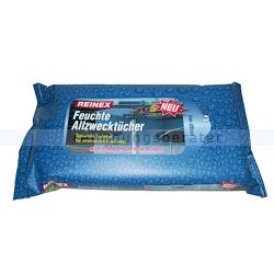 Einwegtücher Reinex Feuchte Allzwecktücher 50er Pack