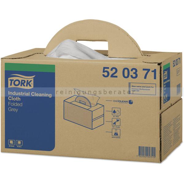 Einwegtücher Tork Industrie Reinigungstücher W7 280 Stück