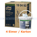 Einwegtücher Tork Premium Spezial 17,5x28 cm türkis