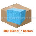 Einwegtücher WIPEX-FSW blau, Lebensmittelbereich, 30 x 38 cm