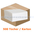 Einwegtücher WIPEX-SENSITIV Wisch-Poliertuch weiß 40 x 38 cm