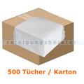 Einwegtücher WIPEX SUPER CORE hochweiß, 1-lagig, 24 x 38 cm