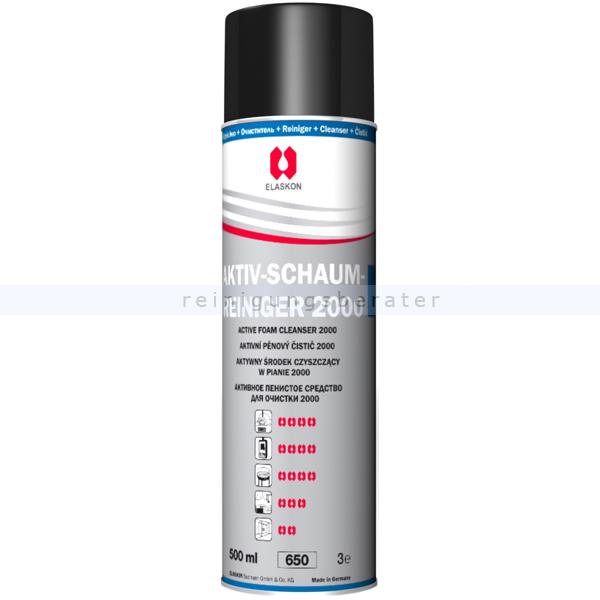 ELASKON Aktiv-Schaumreiniger 2000 500 ml