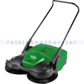 elektrische Kehrmaschine Haaga 697 iSweep Profi Akku plus