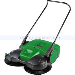 elektrische Kehrmaschine Haaga 697 Profi plus GREEN LINE