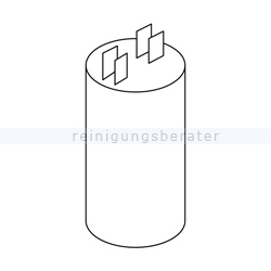 Elektronik Taski Anlaufkondensator ergodisc