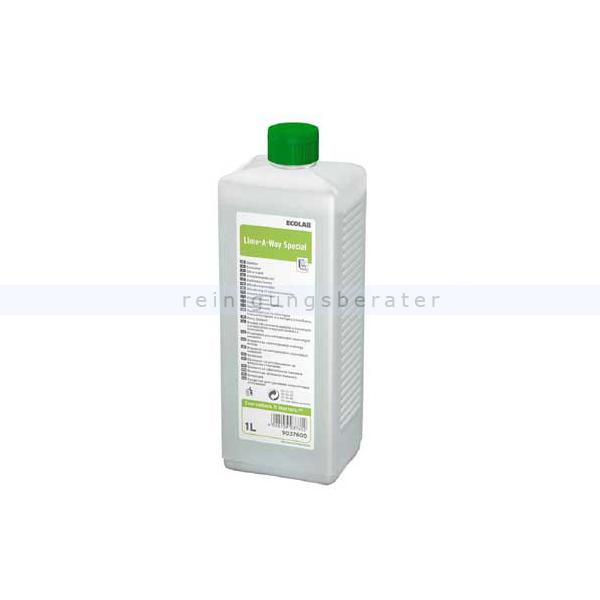 Ecolab Lime-A-Way special 1 L Entkalker Entkalker für Wasser- und Kochkessel 9037600