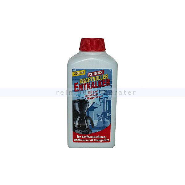 Entkalker für Küchenmaschinen Reinex Entkalker 250 ml