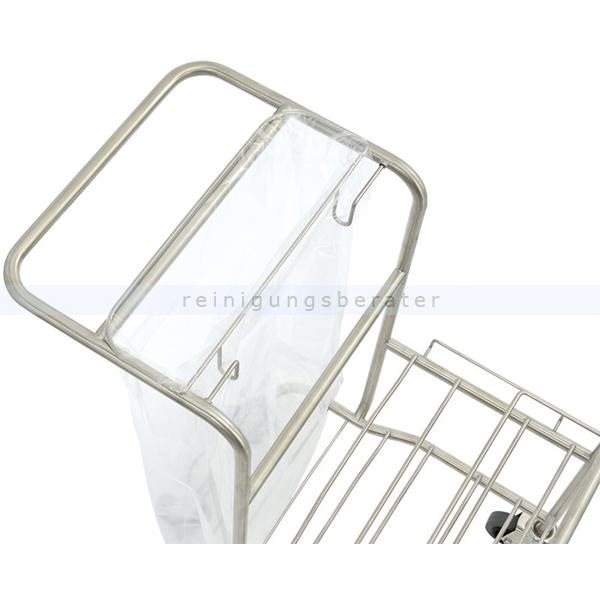 PPS Pfennig Reinraum Entsorgungsbeutel steril groß 70 L für Entsorgungseinheit 1 x 70 L oder 2 x 70 L, CR9 3580017
