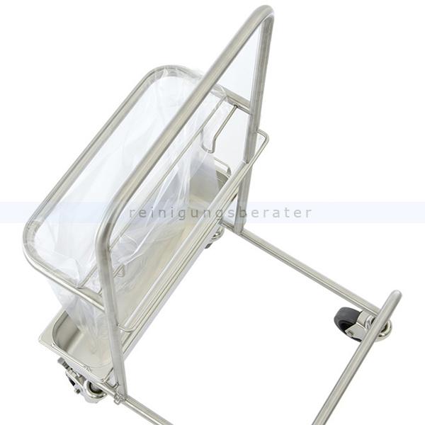 PPS Pfennig Reinraum Entsorgungsbeutel steril mittel 35 L für Entsorgungseinheit 1 x 35 L CR1 und CR4 3580016