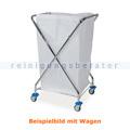 Entsorgungssack Floorstar PPS 190 Polypropylen 190 L weiss