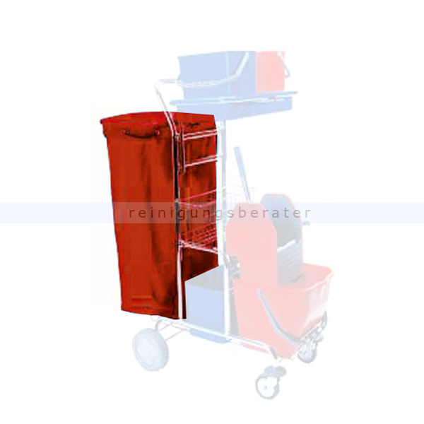 Entsorgungssack Meiko rot 120 L stabiler Sack für Schmutzwäsche oder die Abfallentsorgung 936826
