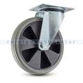 Ersatzräder Numatic PU-Lenkrollen 200 mm, grau