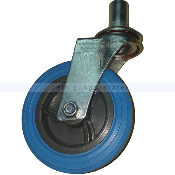 ReinigungsBerater Ersatzräder und Rollen für Reinigungswagen PE Prince Ersatzrad für Systemwagen, 1 Stück ErsatzRAD4