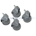 Ersatzräder und Rollen Numatic Laufräder 75 mm