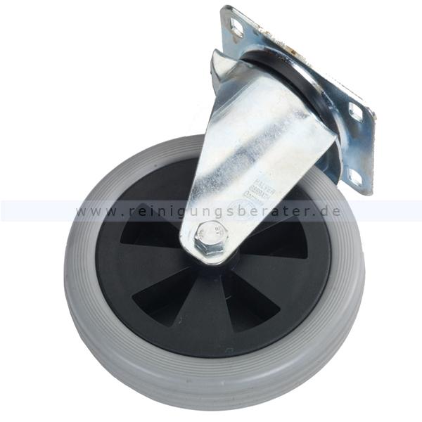 Ersatzräder und Rollen Numatic Lenkrolle 200 mm, grau Ersatzräder und Rollen 629470