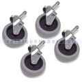 Ersatzräder und Rollen Numatic Lenkrollen 75 mm für MidMop