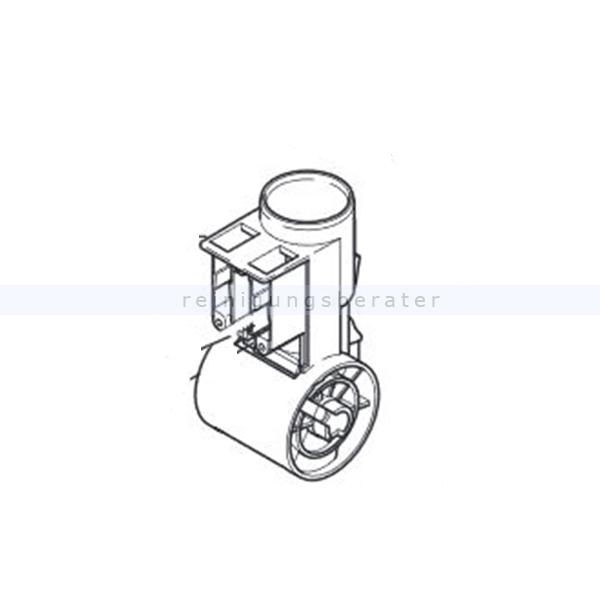 Ersatzteil Sebo 2537hg Gelenk 360/460 kpl. Sebo Zubehör und Ersatzteile