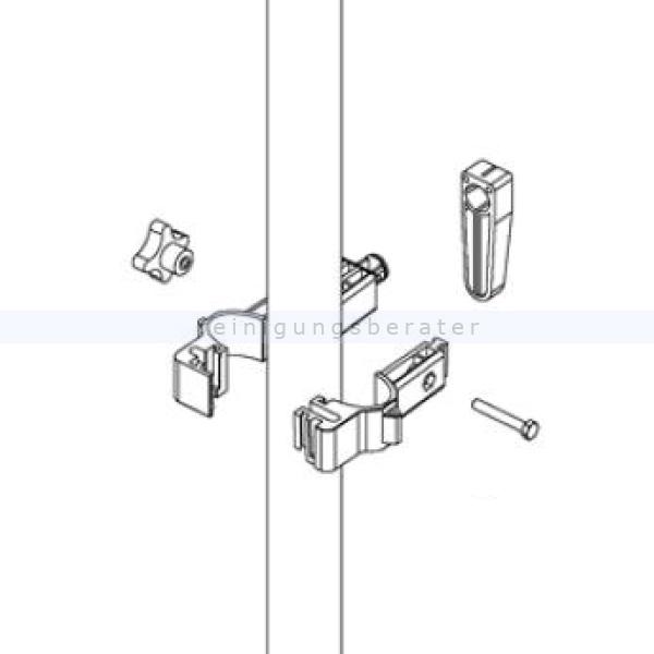 Ersatzteil Wirbel Kabel- und Tankhalterung