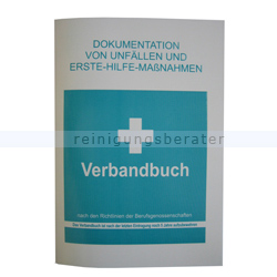 Erste Hilfe-Broschüre Leina Verbandbuch